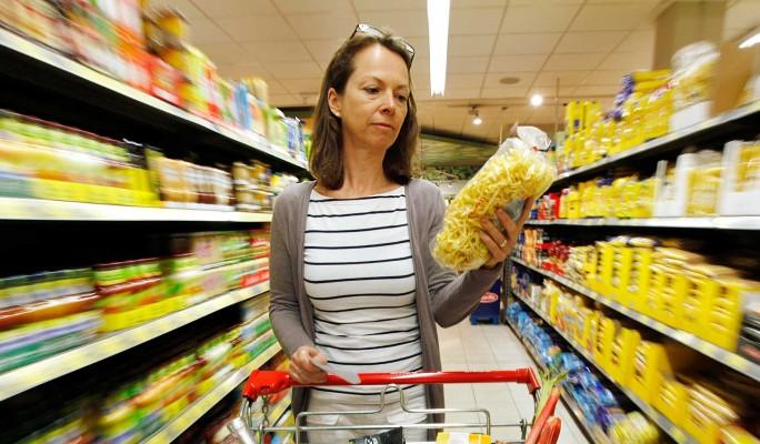 Россияне боятся тратить деньги на еду