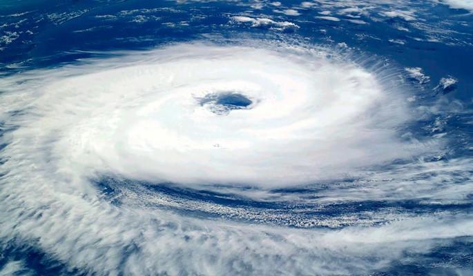 Мощный тайфун затопил улицы и дома на Дальнем Востоке