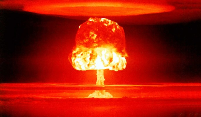 Сделано заявление о начале ядерной войны