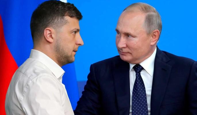 Названы сроки встречи Путина и Зеленского
