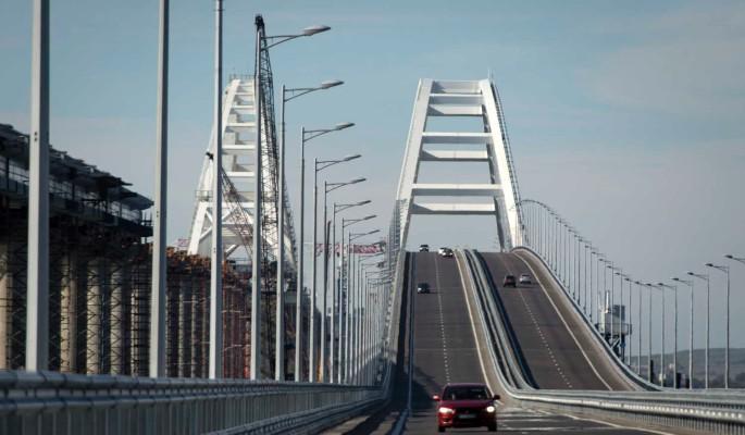 Стало известно о ЧП возле Крымского моста