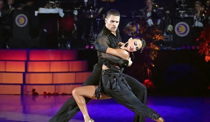 В Москве пройдет VI международный турнир по бальным танцам