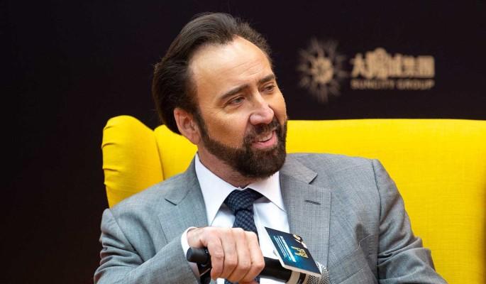 Постаревший и потолстевший Николас Кейдж произвел фурор