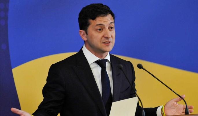 На Украине закатили истерику в защиту Зеленского