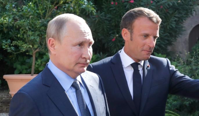 Раскрыты сложности Макрона при общении с Путиным