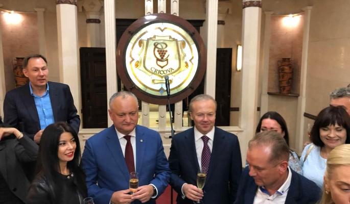 Президент Молдавии объявил о перезагрузке отношений с Россией