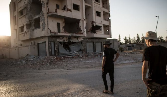Ливийская экономика потерпела крах и доживает на наследии Каддафи
