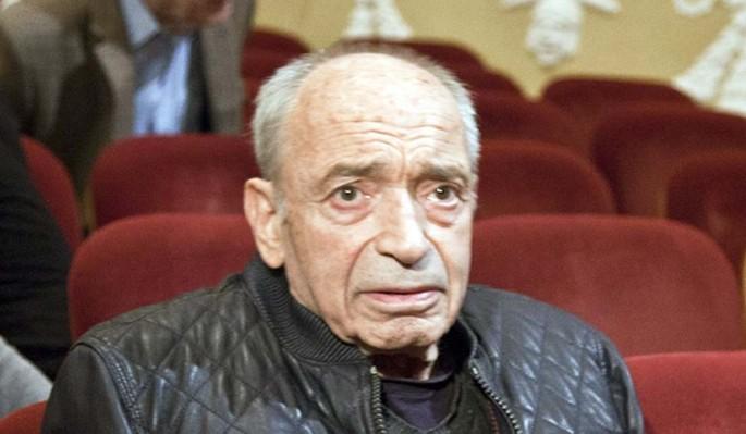 Разбитого инсультом Гафта отправили в другую больницу