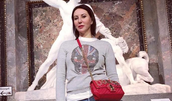 Алика Смехова пожаловалась на проблемы с младшим сыном
