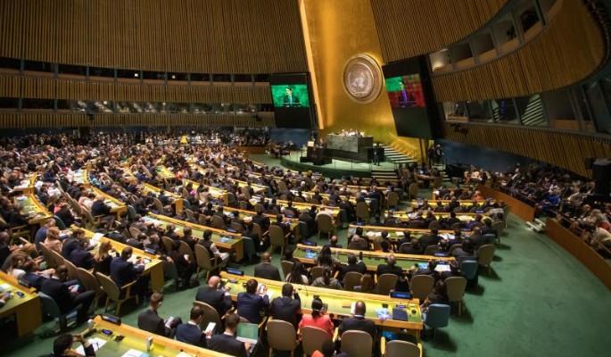 Стала известна причина истерики США в ООН