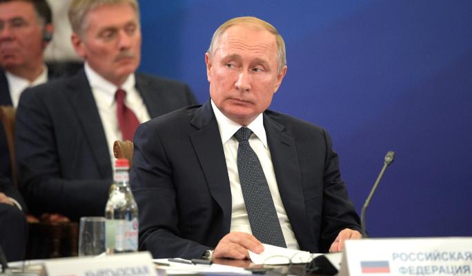 Путин мастерки ответил на провокацию Грузии