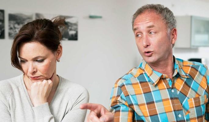 Психологическое насилие: как близкие люди становятся врагами