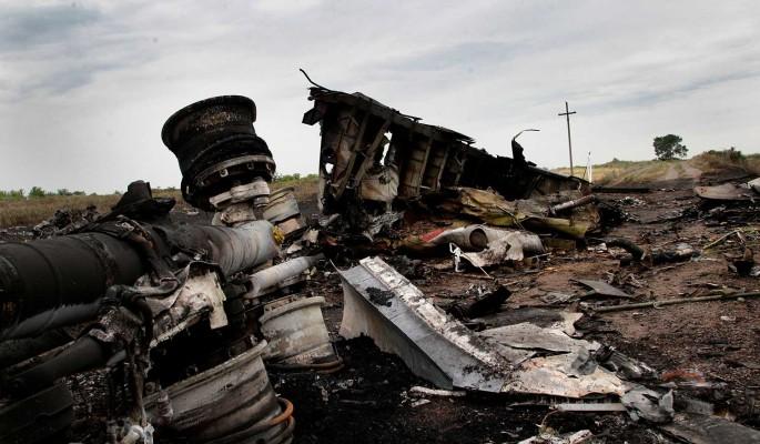Украину призвали к ответу за крушение MH17