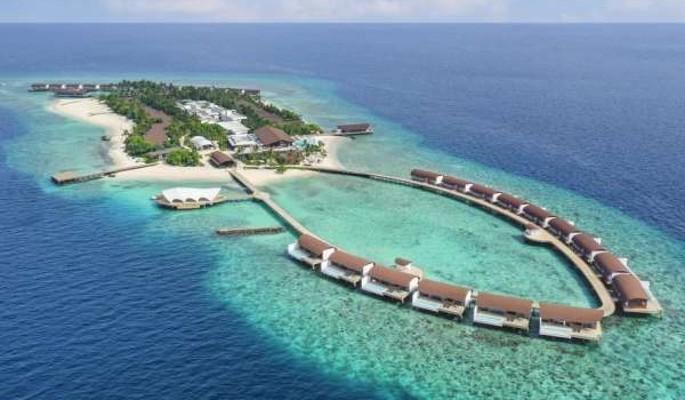The Westin Maldives Miriandhoo Resort: рай на земле