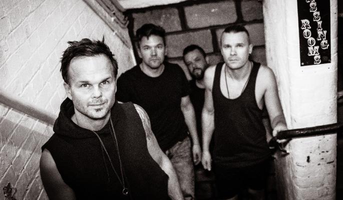 Финские рокеры из группы The Rasmus едут в Россию