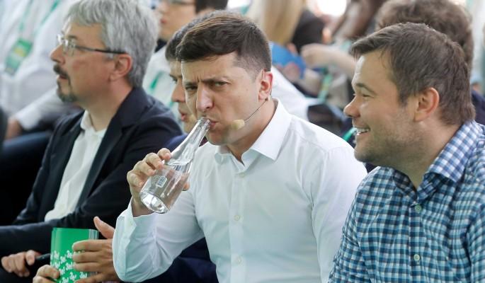 Украинцы взбунтовались против обманщика Зеленского
