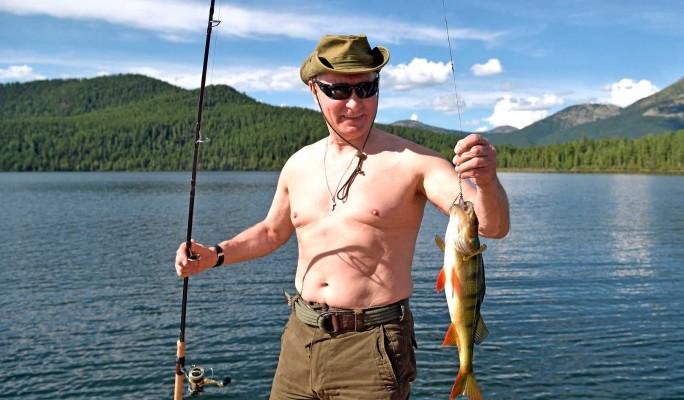 Как Путин отмечает дни рождения