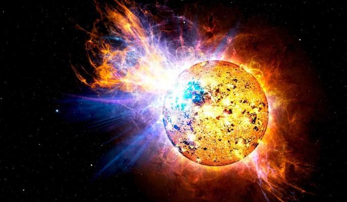 Заявлено о магнитной катастрофе на Земле