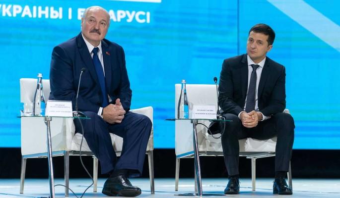 Выпивший с Зеленским Лукашенко перепутал Украину с Россией