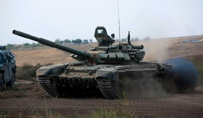 Американцы попались на глупом обмане из-за танков России
