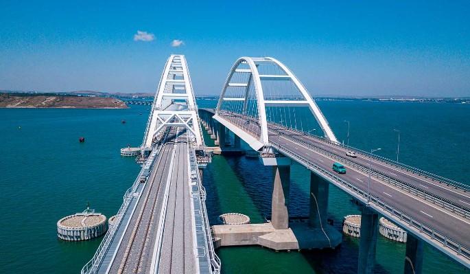 Названа неожиданная польза Крымского моста для Украины