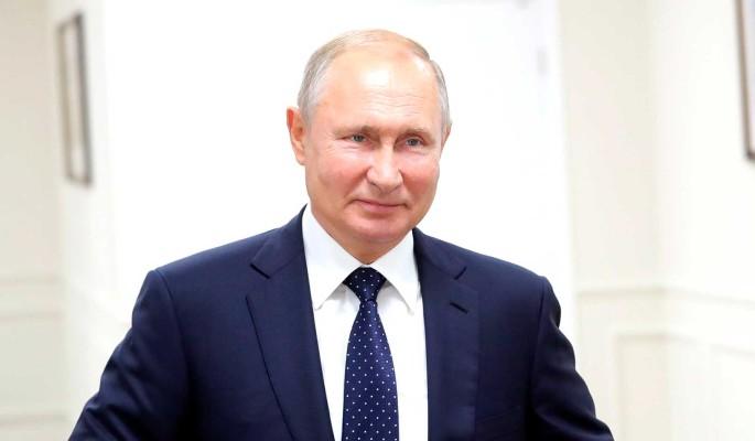 В небе над США увидели обращение к Путину
