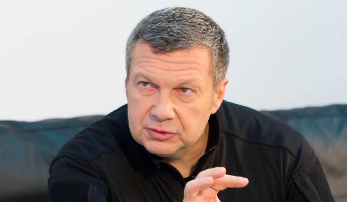 Соловьев оправдался за крики в эфире