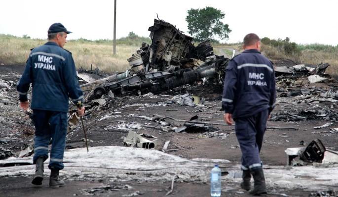 Единогласно: в Нидерландах выступили за расследование роли Украины в катастрофе MH17