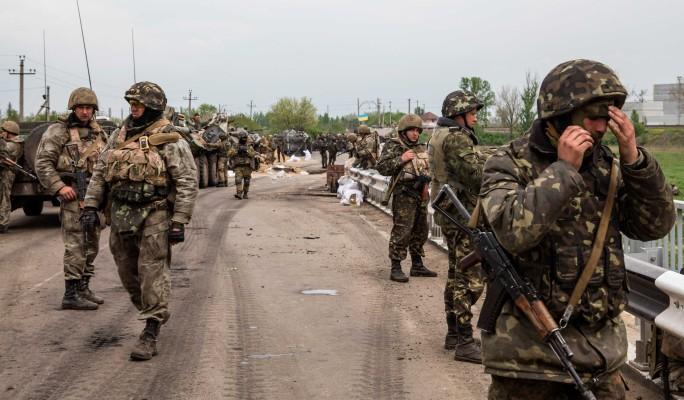 Открыли огонь: националисты устроили беспредел в Донбассе