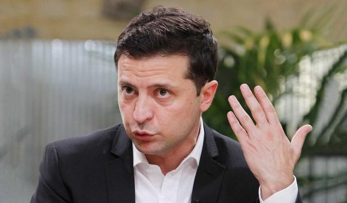 """""""Мне что-то угрожает"""": Зеленский оправдался за чудовищный скандал с применением силы"""