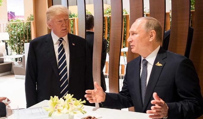 Украинцы бьются в истерике из-за находящих общий язык Путина и Трампа