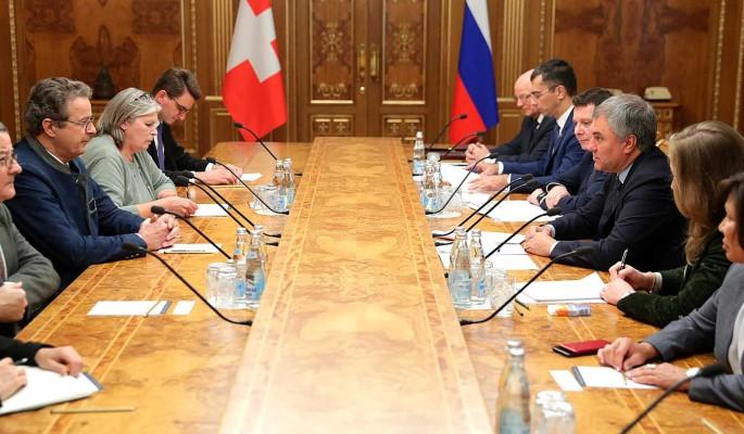 Володин призвал руководство Грузии извиниться перед россиянами