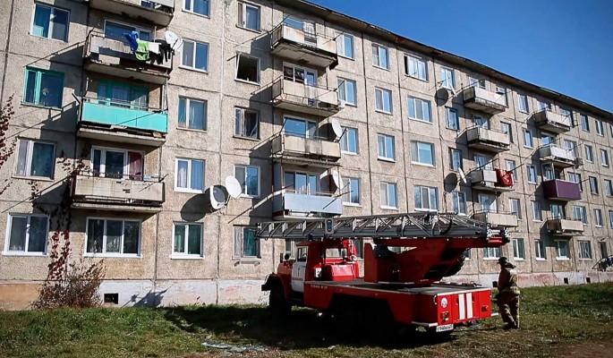 Появились подробности смертоносного обрушения дома в Приморье