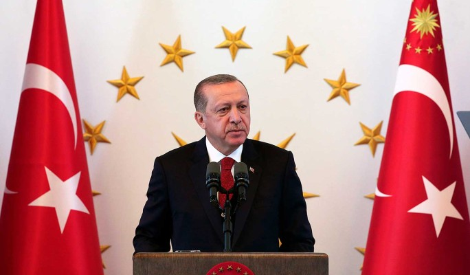 Виноват Трамп: объявлено о признании Эрдоганом российского Крыма