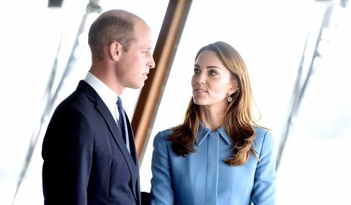 Шторм: Кейт Миддлтон и принц Уильям оказались на волоске от смерти