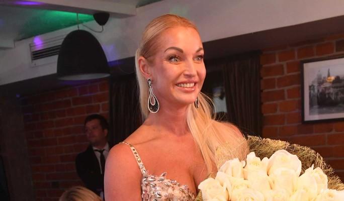 Что случилось с грудью Анастасии Волочковой