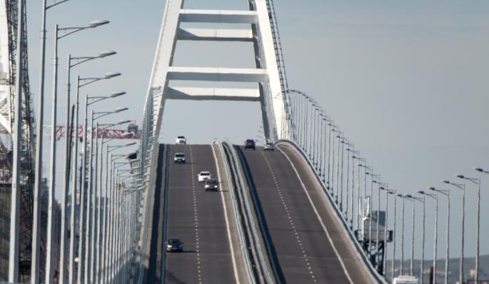 Названа причина обрушения Крымского моста