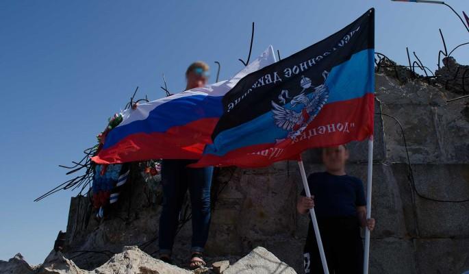 В Киеве призвали оставить Донбасс с Россией