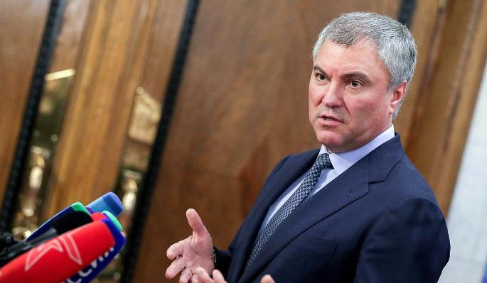 Володин выделил ключевые вопросы при рассмотрении бюджета