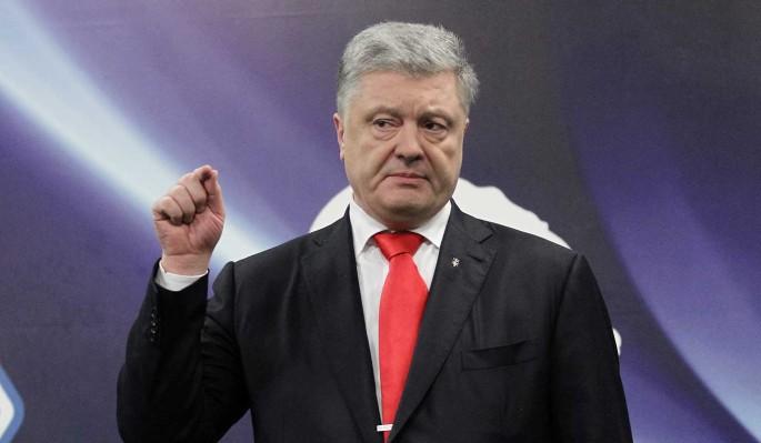 Втоптанному в грязь Порошенко нанесли новый удар