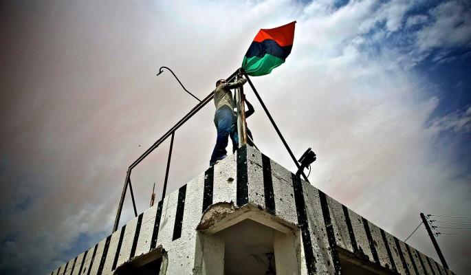 Ливия больна терроризмом – министр Временного правительства