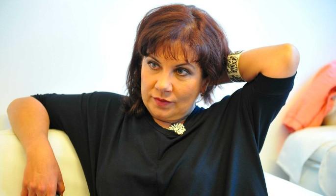 Марина Федункив трансформировалась в другую женщину