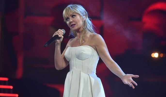 Все сорвали: певице Валерии подложили свинью