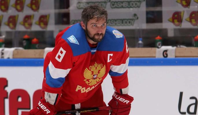 Овечкин вошел в топ-20 хоккеистов НХЛ