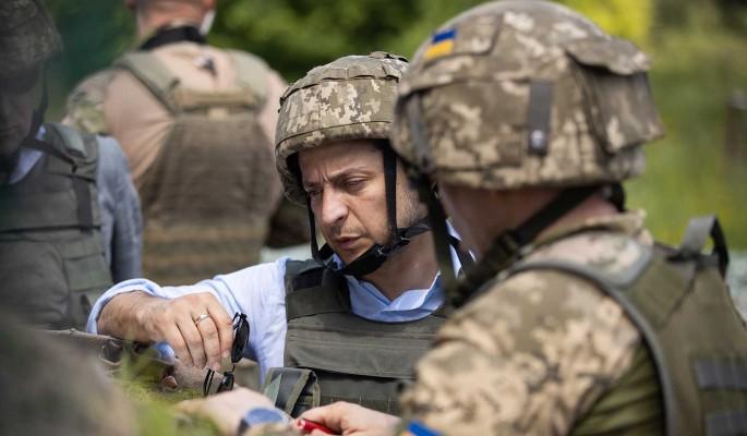 Украинский флаг над Донецком: Зеленский объявил о возвращении Донбасса