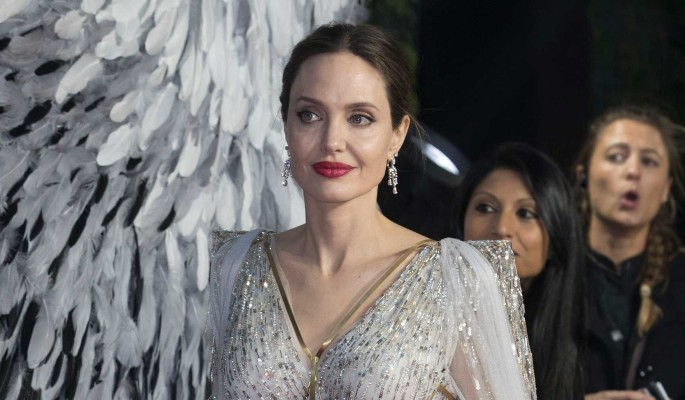 Анджелина Джоли начала экономить на собственных детях