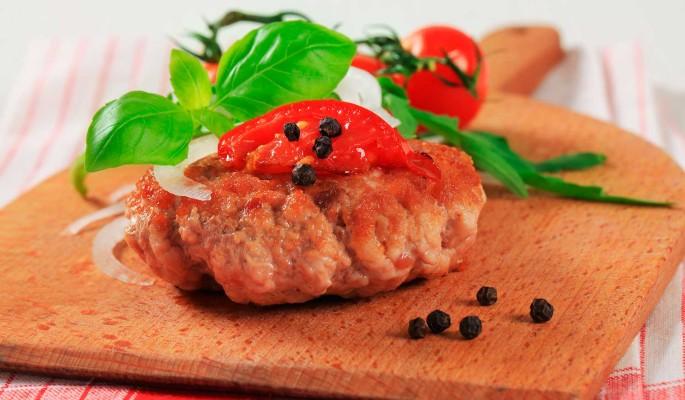 В России начнут продавать мясо из гороха