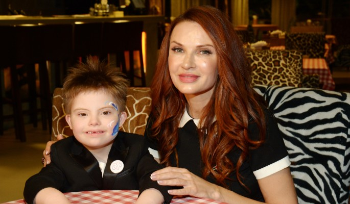 7-летний сын напугал Бледанс до потери пульса