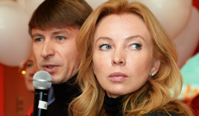 Россияне обласкали Тотьмянину в день рождения