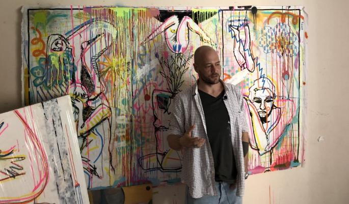 Выставка работ молодых художников пройдет в Ставрополе